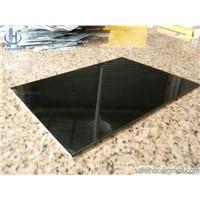 Glossy Black Aluminum Composite Panel (ACP)
