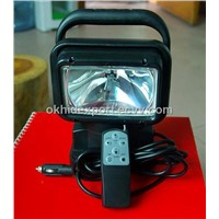 HID Xenon Remote Searching Light