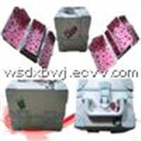 Beautiful Aluminum Cosmetic Case(HZ09-02 )