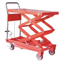 Hand-Hydraulic Table Truck