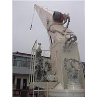 Hydraulic Hose Handling Crane