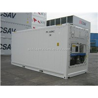 ISO standar reefer container