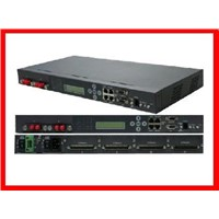 PDH Multiplexer LCD E1 FXO/FXS RS232 SNMP Fiber Optic Multiplexer fom:PDH-E+