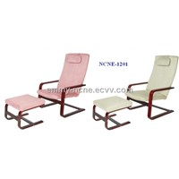 Leisure Chair with Footrest