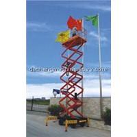 Mobile Elevation Platform