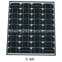 Monocrystalline Photovoltaic Module