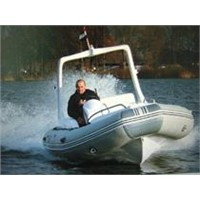 Rigid Inflatable Boat RIB BOAT SPORTS PLEASURE BOAT(RIB580SC)