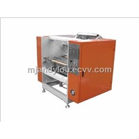 Semi-automatic Aluminum Kitchen Foil Roll Machine