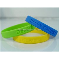 Silicone Wristband ,Promotional Gifts