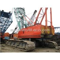 Used P&H Kobelco 150ton crawler crane,used crane, hydraulic crane
