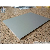 White Silver Gray Aluminum Composite Panel (ACP)