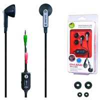 computer earphone with microphone (OV-L23MV)
