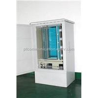 fiber optic splice cabinets