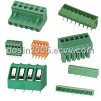 PCB Plug-In Terminal Connector