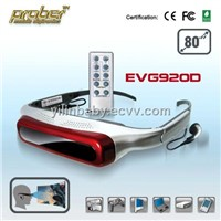 Video Eyewear with 3d Feature