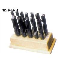 12 Equal Shank Twist Drill