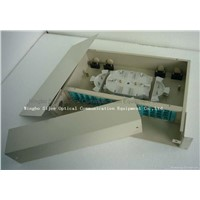 2U Rack Mounted Fiber Optic Terminal Box