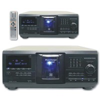 400 Disc MegaStorage CD Changer