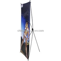 60*160cm Traditional X Banner
