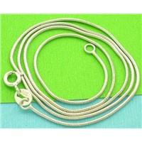 925 silver chain(YJ19B)