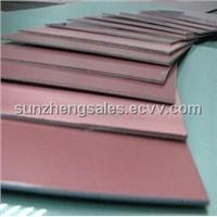 Aluminum Copper Clap Laminate