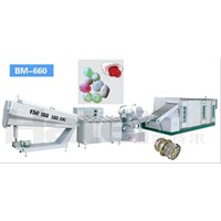 Filling Hard Candy Production Line (BM-660)
