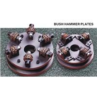Bush Hammer Plates