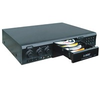 CD Changer/Player (DVP-05)