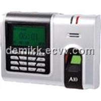 Fingerprint time recorder HF-A10