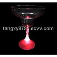 Flashing Margarita Glass