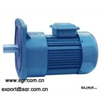 Helical Geared Motor - G Series