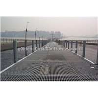 Galvanised Gratings/railings/fences