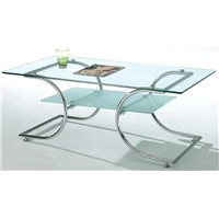 Glass Top Coffee Table (SC-5231)