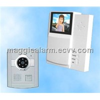 Handfree Color Video Door Phone
