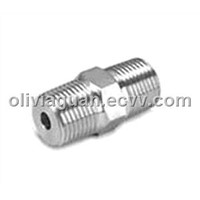 Hex Nipple,Tube Fittings,Hydraulic Fittings