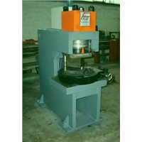 Hydraulic Notching/Marking Machine for Steel Angle