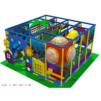 Children Indoor Soft Playground BD-E908A