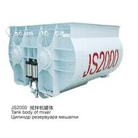 Mixer Tank (JS2000)