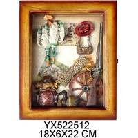 Key Box - Shadow Box -box-wooden box(YX522512)