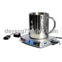 LED Display Coffee Warmer