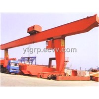 L Model Single Beam Gantry Cranes