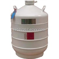 Liquid Nitrogen Container - 30 Liters Storing Type
