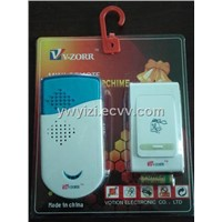 Luminescence Wireless Remote Controlled Doorbell