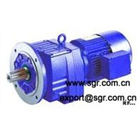 Helical Gearedmotor - R Series