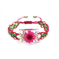 Real Flower Amber Jewelry--real nature