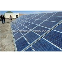 Solar Power Station Series (5KWP-100KP)