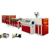 Sealed Ribbon Decorative Profile Production Line