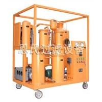 Sino-NSH Lubrication oil filtration & recovering purifier