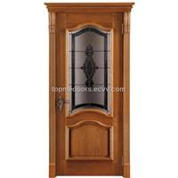 Solid Wood Door (SM-1014)