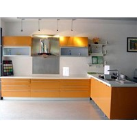 UV Lacquer Kitchen Furniture